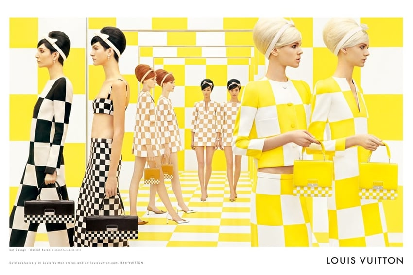 Ad Campaign | Louis Vuitton S/S 2013 By Steven Meisel