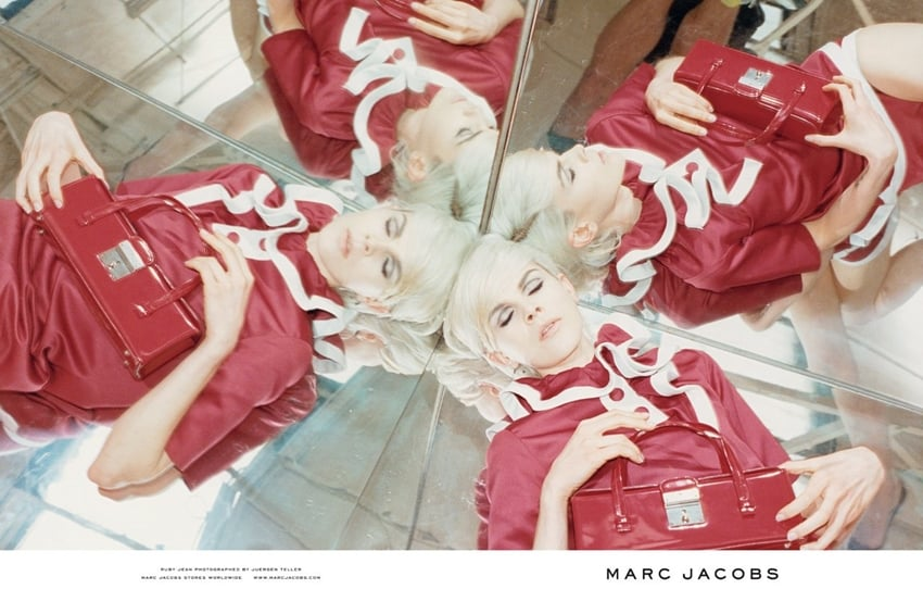 Ad Campaign | Marc Jacobs S/S 2013 ft. Ruby Jean Wilson