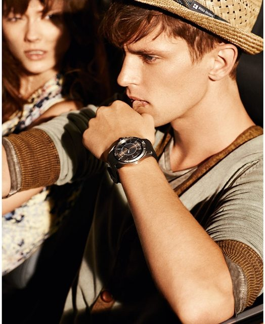 Ad Campaign | Hugo Boss Orange S/S 2013 Ft. Mathias Lauridsen & Monika Jagaciak