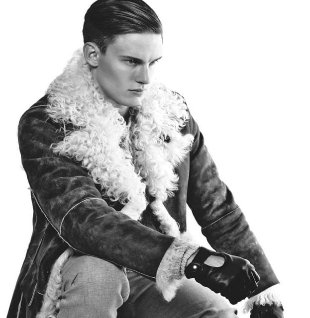 Editorial | Essential Homme November/December 2012 ft. Chris Doe & Christian Von Pfefer