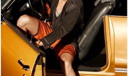 Ad Campaign | Prada Man S/S 2014 ft. Dane DeHaan by Annie Leibovitz