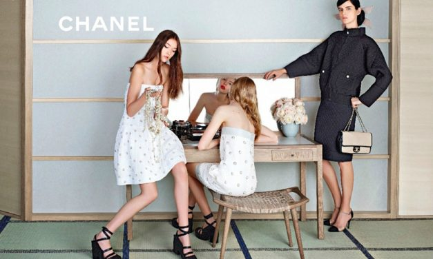 Ad Campaign | Chanel S/S 2013 by Karl Lagerfeld