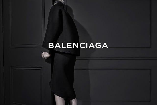 Ad Campaign | Balenciaga F/W 2013 ft. Kristen McMenamy by Steven Klein