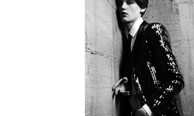 Ad Campaign | Saint Laurent Man S/S 2013