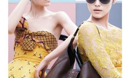 Ad Campaign | Chanel Boy Handbag S/S 2013 ft. Alice Dellal & Jake Davies