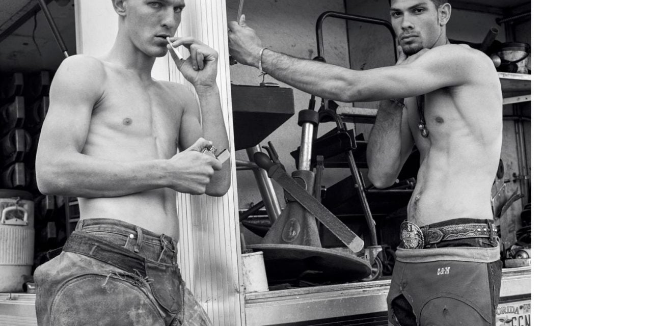 Editorial   HERO Magazine #13 'Small Town Guys With Big Time Dreams' by Bruce Weber