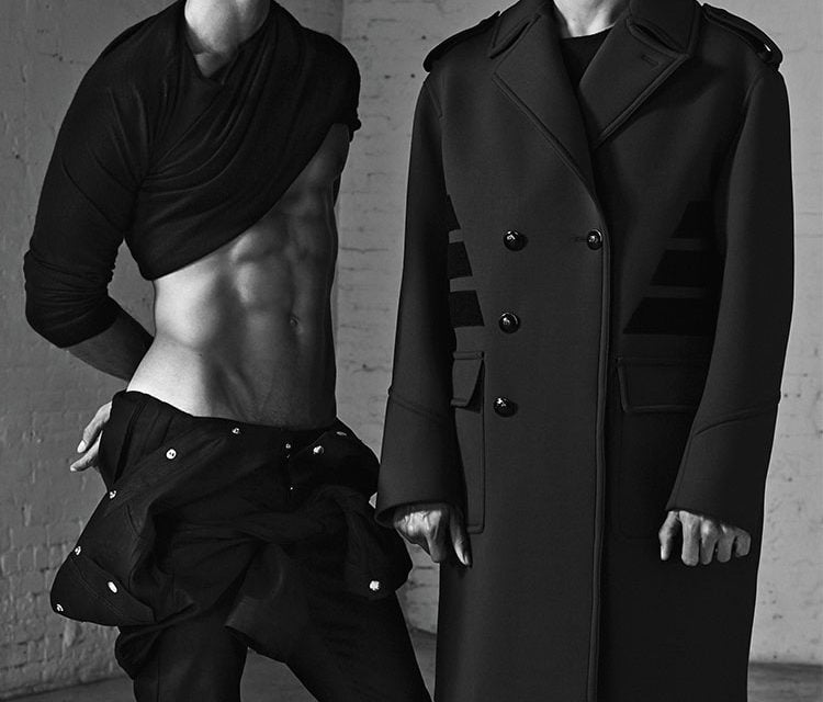 Editorial | Jean Carlos & Rodrigo Braga by Michael Schwartz Made In Brazil #7
