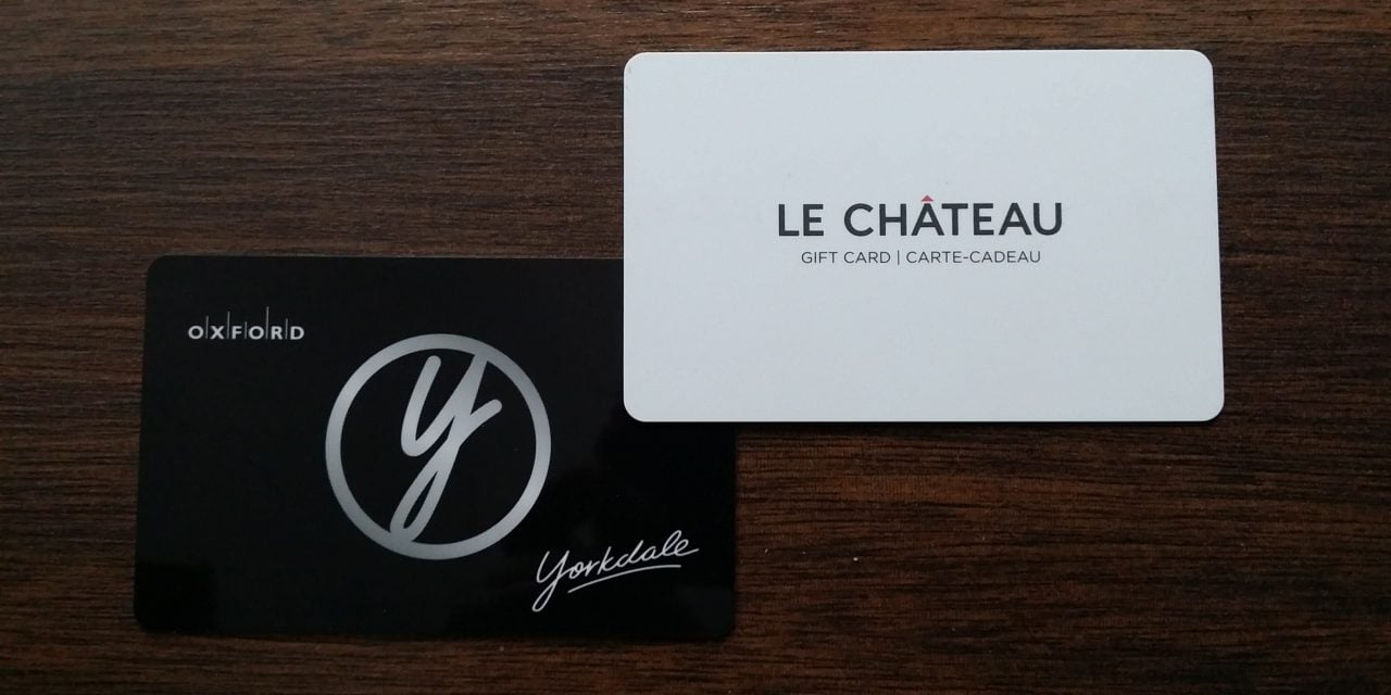 #FXMAS13 | Win $200 Giftcard to Yorkdale Shopping Centre & $150 to Le Chateau