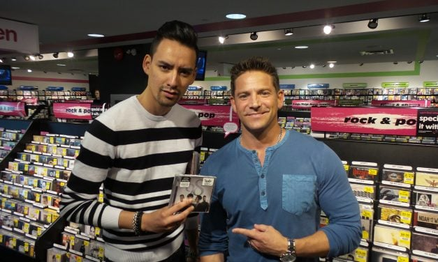 Music | Jeff Timmons X FASHIONIGHTS Shop at HMV