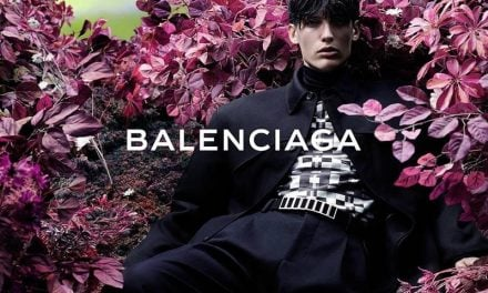 Ad Campaign | Balenciaga Men Fall 2014 ft. Dzhovani Gospodinov by Josh Olins