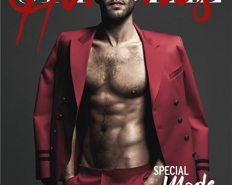Editorial | 'Man Of The Moment' L'Officiel Hommes Thailand S/S 2015 ft. Jon Kortajarena