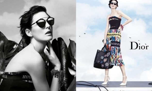 Ad Campaign | Christian Dior S/S 2014 by Willy Vanderperre