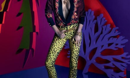 Look Book   Versace for Riachuelo ft. Adriana Lima by Mert & Marcus