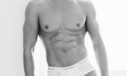 Ad Campaign | Calvin Klein Underwear Fall 2014 ft. Matthew Terry & Edita Vilkeviciute by Daniel Jackson.