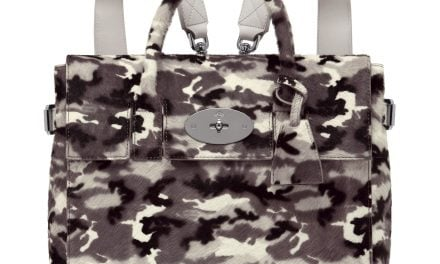 Look Book | Mulberry X Cara Delevingne Collection