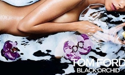 Ad Campaign   Tom Ford Black Orchid Fragrance ft. Cara Delevingne by Mario Sorrenti