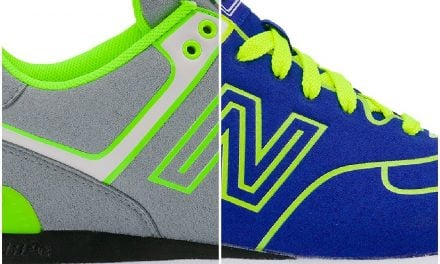 Fashion | New Balance 574 NEON LIGHTS Collection