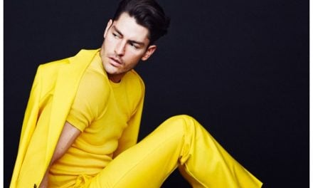 Editorial | 'Color Correct' DETAILS March 2015 by Billy Kidd