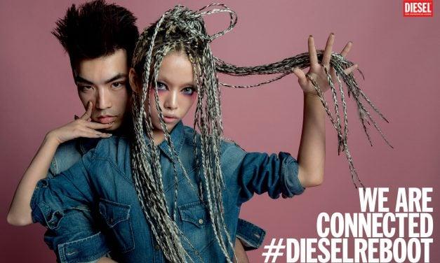 Ad Campaign | Diesel S/S 2014 by Inez and Vinoodh #DieselReboot