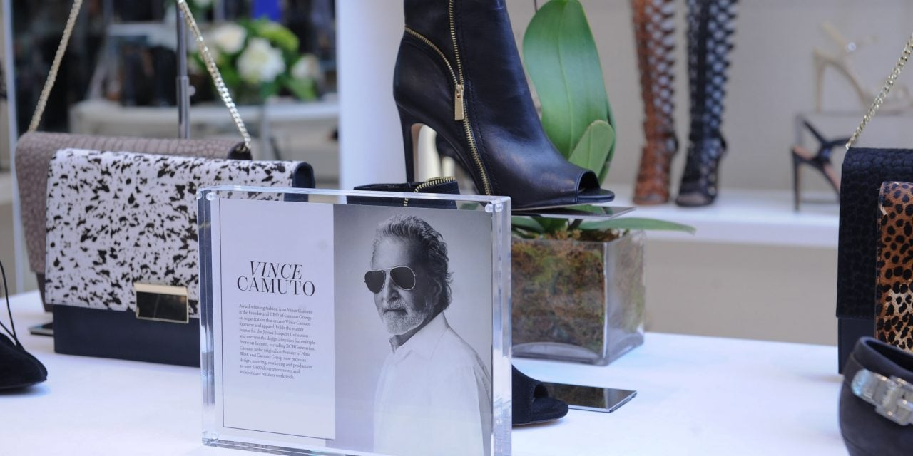 Fashion | Vince Camuto Opens at Yorkdale Shopping Centre