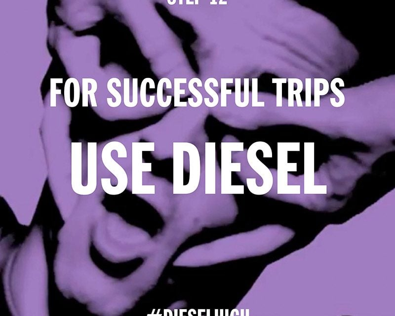 Ad Campaign | Diesel S/S 2015 Preview by Nick Knight