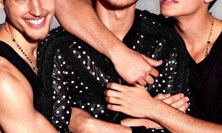 Ad Campaign | Dolce & Gabbana Eyewear S/S 2015 ft. Misa Patinszki, Travis Cannata & Xavier Serrano