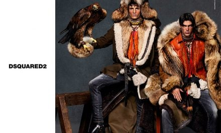 Ad Campaign | DSquared2 Man Fall 2015 ft. Filip Hrivnak and Julian Schneyder
