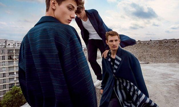 Ad Campaign | Ermenegildo Zegna Couture S/S 2015 by Inez & Vinoodh