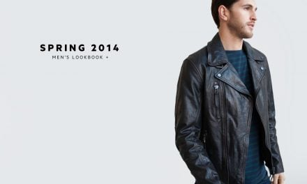 Look Book | Danier Leather S/S 2014