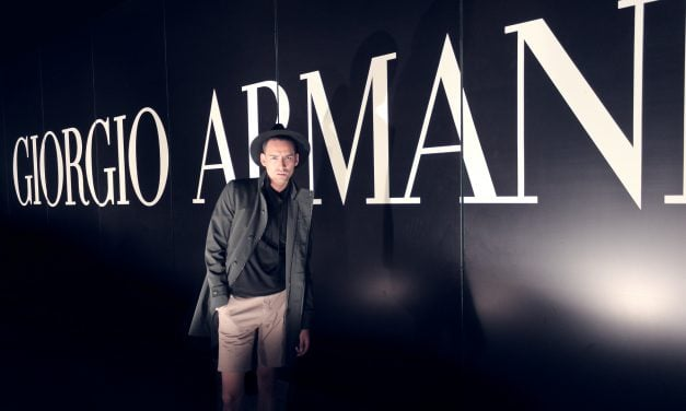 TIFF | Giorgio Armani #FramesofLife Cocktail Party