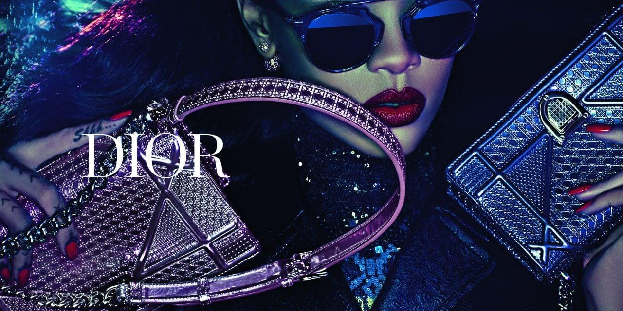 Ad Campaign | Dior 'Secret Garden IV' ft. Rihanna by Steven Klein