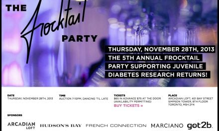Event | The Frocktail Party 2013