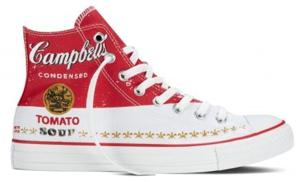 Look Book | Converse All Star Andy Warhol Collection