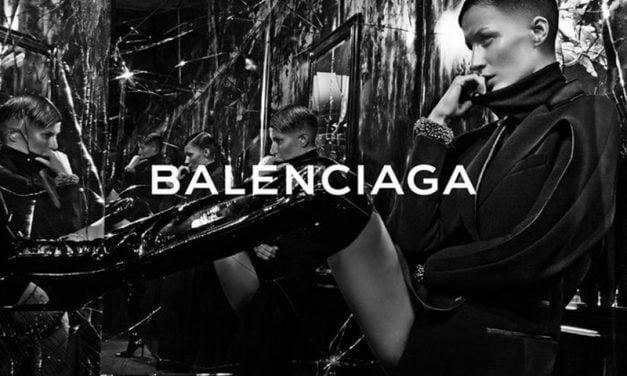 Ad Campaign | Balenciaga Fall 2014 ft. Gisele Bündchen by Steven Klein