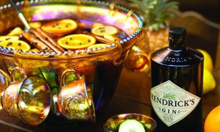 Food & Lifestyle | Hendrick's Gin is Home For The Holidays