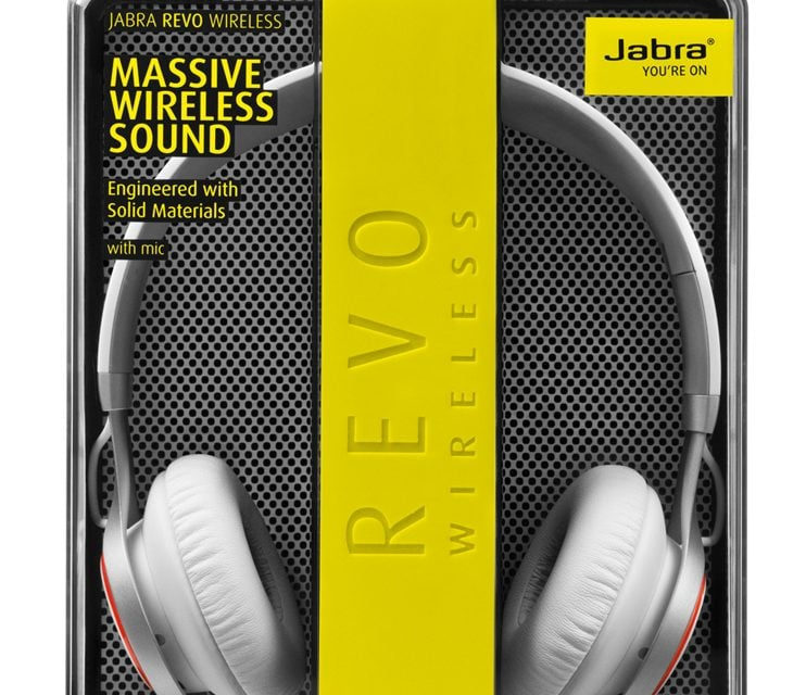 Music | Jabra Revo Wireless Headphones