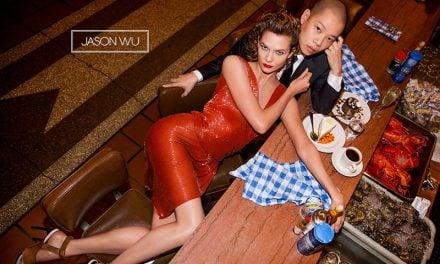 Ad Campaign | Jason Wu S/S 2015 ft. Karlie Kloss by Inez & Vinoodh