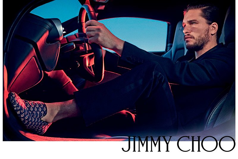 Ad Campaign   Jimmy Choo Man S/S 2015 ft. Kit Harington by Steven Klein