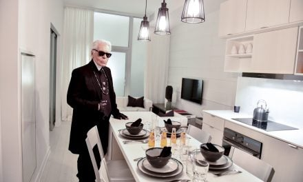 Toronto | Karl Lagerfeld Launches The Lobby at Art Shoppe Loft + Condos