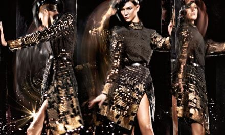 Ad Campaign | Donna Karen Fall 2014 ft. Karlie Kloss by Steven Sebring