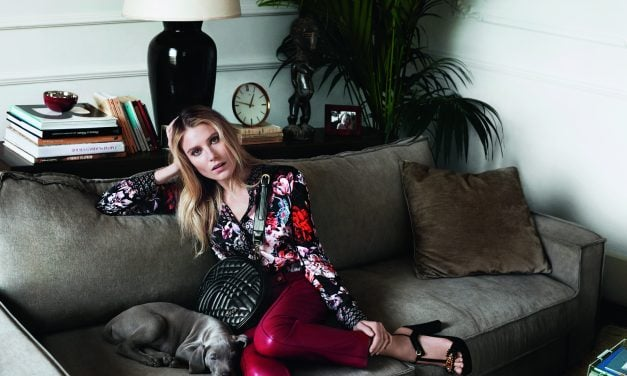 Ad Campaign | LIU•JO Fall Pre Collection 2014 ft. Dree Hemingway by Angelo Pennetta