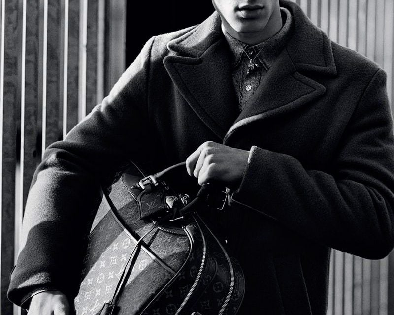 Ad Campaign | Louis Vuitton Man F/W 2015 ft. David Trulík by Alasdair McLellan