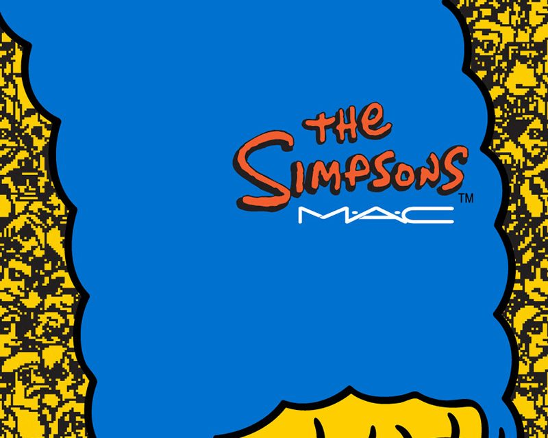 Beauty | M•A•C Cosmetics X The Simpsons