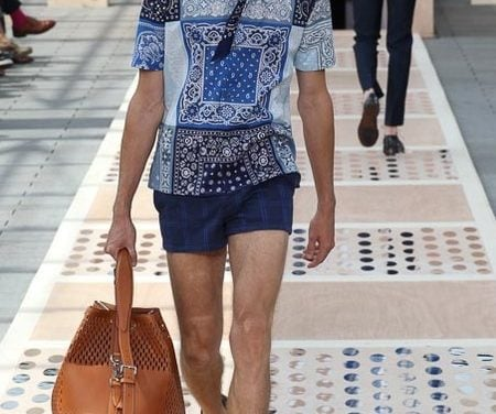 Runway | Louis Vuitton S/S 2014 Menswear