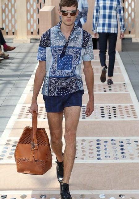 Runway | Louis Vuitton S/S 2014 Menswear