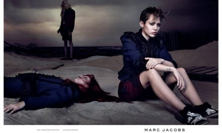 Ad Campaign | Marc Jacobs S/S 2014 ft. Miley Cyrus & Natalie Westling by David Sims