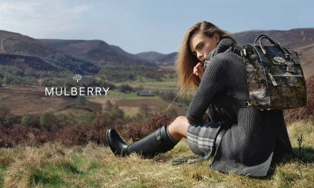 Ad Campaign | Mulberry Fall 2014 ft. Cara Delevingne by Tim Walker