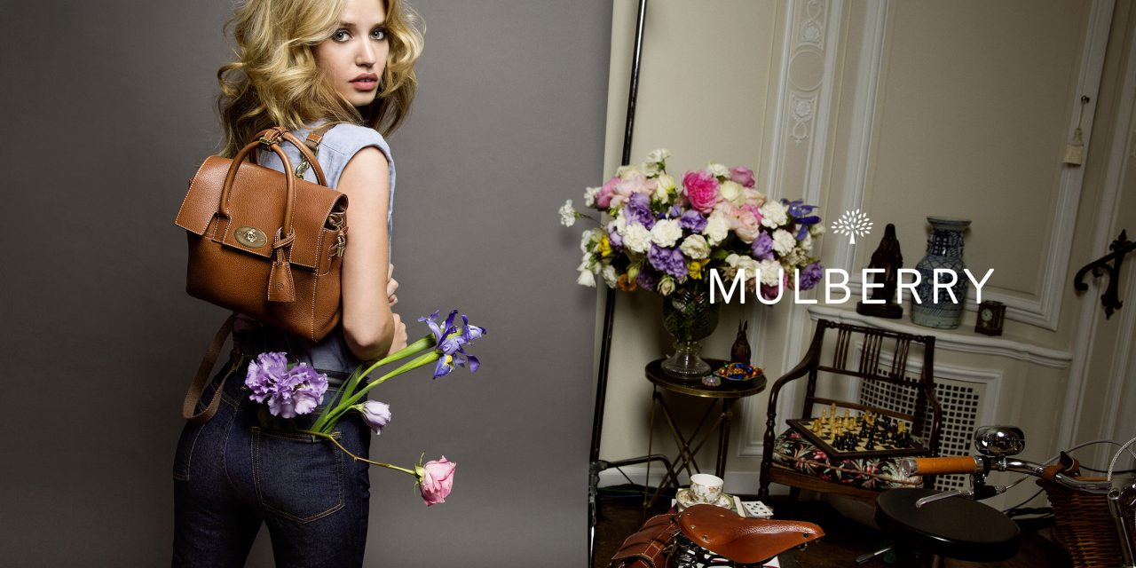 Ad Campaign | Mulberry S/S 2015 ft. Georgia May Jagger by Inez and Vinoodh