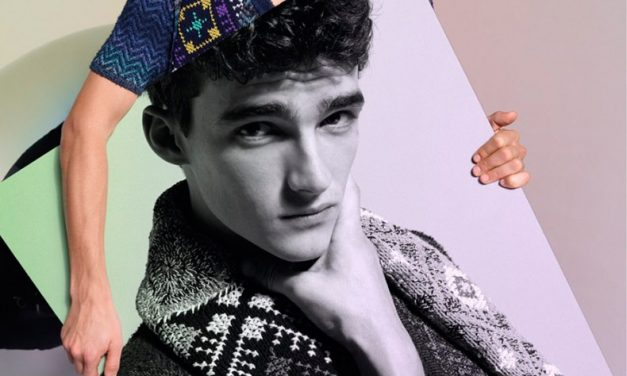 Ad Campaign | Missoni Man S/S 2015 ft. Elliot Vulliod by Viviane Sassen