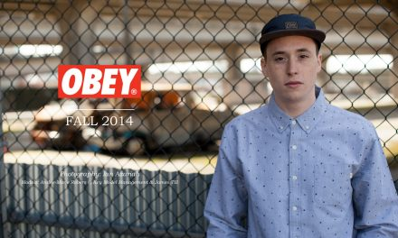 Look Book | OBEY Fall 2014 by Ian Azariah